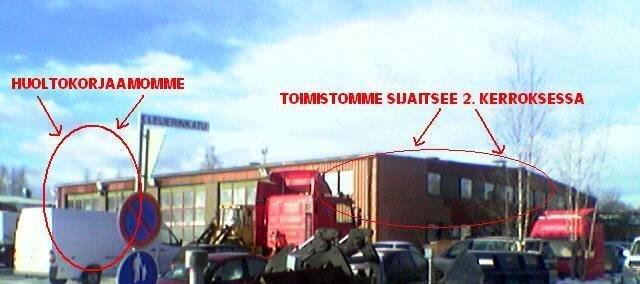 Osoite: Ekman Holding Oy - Toikansuontie 19 - 53500 Lappeenranta