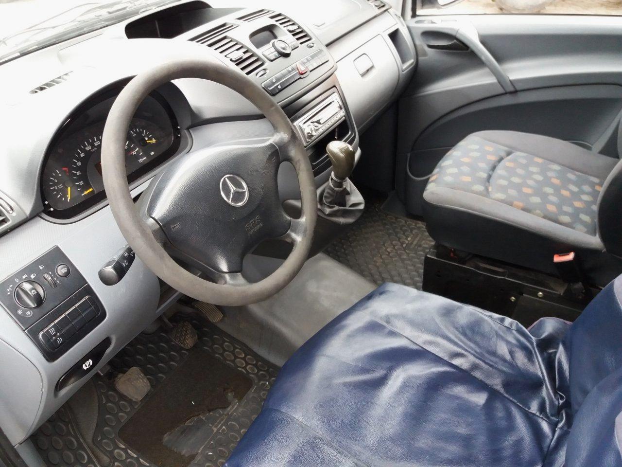Mercedes-Benz Vito 115Cdi 2004